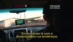 Tv Saqua Filme: Com A Faca No Pescoço / Polícia 24 Horas.