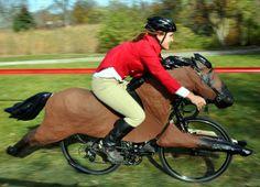 At the Velo Trocadero Halloween Cyclocross race at Washington Park, Wisconsin.