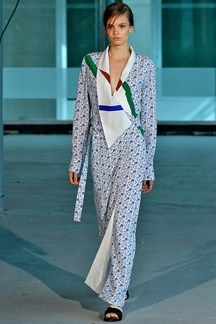 Trager Delaney SS15 Ready to Wear - London Fashion Week