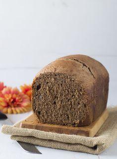 Brioche de chocolate esponjoso sin lactosa en panificadora - La Rosa Dulce