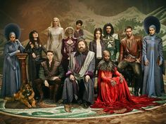 'Emerald City' preview - Don't miss the series premiere of #EmeraldCity tonight on NBC http://lenalamoray.com/2017/01/06/emerald-city-preview/