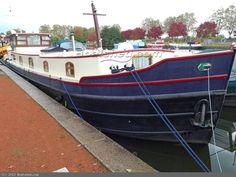 Dutch Replica Luxemotor for sale, 21.00m, 2004 | BoatshedGrandUnion.com