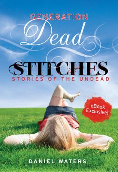 Stitches Stories of the Undead Book