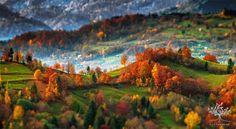 Mirando al mundo con sentimientos: Maramureş (un pequeño condado en Transilvania, Rum...