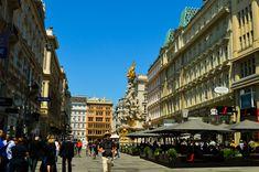 Zapraszam na spacer po Wiedniu . Street View, Travel, Viajes, Traveling, Trips, Tourism