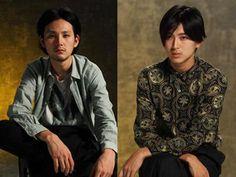 Brothers Ryuhei and Shota Matsuda