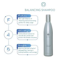 Busy day? Bring tired hair back to life, like magic! Refresh greasy hair instantly with our Balancing Shampoo. #hairtransformation #haircare #haircaretips #shampoo Galvanic Spa, Hair Kit, Greasy Hair Hairstyles, Healthy Skin Care, Hand Lotion, Hair Shampoo, Hair Transformation, Damaged Hair, Keratin