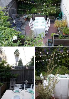 I've got several patio ideas that you might want to get working on right now. After all, the summer is almost here and you want to be prepared.