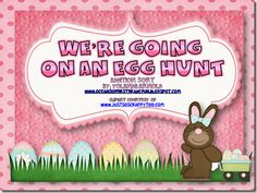 Easter Freebie from Oceans of First Grade Fun