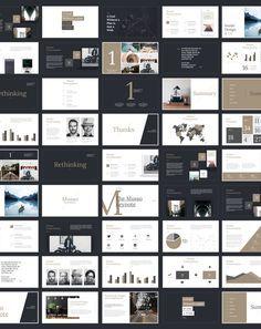 Musso presentation comes with 80 unique slides, smooth effect and easy edition. Brand Presentation, Design Presentation, Business Presentation, Presentation Templates, Web Design, Slide Design, Layout Design, Keynote Design, Brochure Design