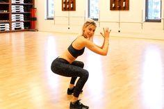 Flacher Bauch, feste Beine, knackiger Po – mit der Good Morning Exercise von LeaLight schaffst du das in wenigen Minuten!
