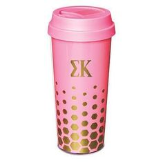 Gamma Phi Beta coffee tumbler comes in your sorority colors shown. Rush service is available for of the total price, this service can be selected during checkout. Sorority Party, Alpha Phi Sorority, Gamma Phi Beta, Sorority Gifts, Sorority And Fraternity, Sigma Kappa, Greek Gifts, Bottle Opener Keychain, Coffee Tumbler