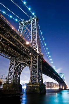 Williamsburg Bridge. Inspiration for Model Under Cover: Stolen with Style. http://www.carinaaxelsson.com #modelundercover #stolenwithstyle