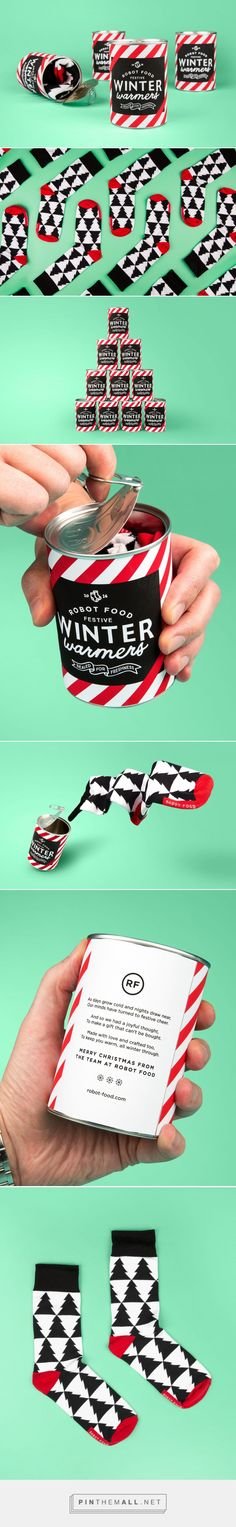 Winter Warmers design by Robot Food