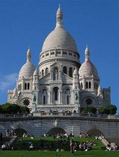 Le Sacré Coeur de Paris. Preciosa.