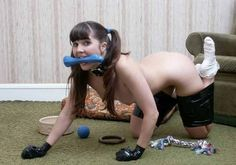 Bdsm Human Pets Rosaleen Young Puppy Play Pony Submissive Puppies Th