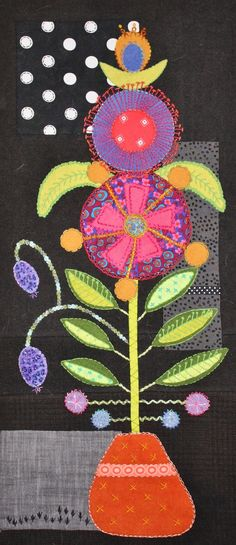 Tom Miner Quilts and Folk Art: More Fresh Cut...
