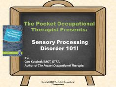 The Sensory Spectrum: Sensory Processing Disorder 101. Pinned by SOS Inc. Resources. Follow all our boards at pinterest.com/sostherapy for therapy resources.
