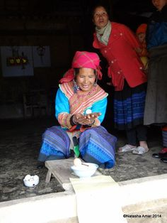 Bac Ha market in northern Vietnam is a fascinating place to experience local culture!
