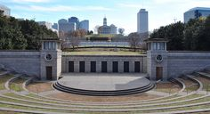 Bicentennial Park gives visitors a taste of Tennessee's history and natural wonder throughout 19 acres. #HotNashville