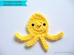 Crochet: Estrella de Mar (Starfish) fácil y bonito adorno - YouTube