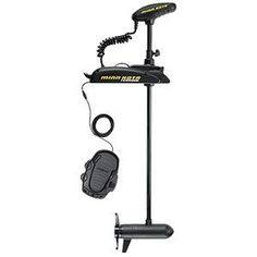 """Minn Kota Terrova 55 Bow-Mount Trolling Motor with Universal Sonar 2 and i-Pilot, Includes Foot Pedal (55-lb Thrust, 45"""" Shaft) *** To view further for this item, visit the image link."""