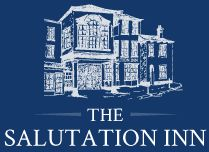 The Salutation Inn Topsham -  a 6 bedroom hotel with a lot of history located in the estuary town of Topsham with bus and train links to Exeter or a 10 min drive away.