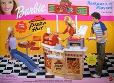 Barbie Pizza HUT Restaurant Playset (2001) by Mattel, http://www.amazon.com/dp/B000RLEXHS/ref=cm_sw_r_pi_dp_9sDZrb03YMWV1