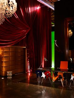 Philippe Starck Eastwest Studios