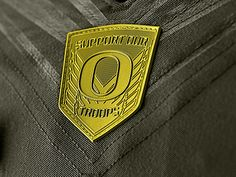 Football Uniforms for University of Oregon By Nike