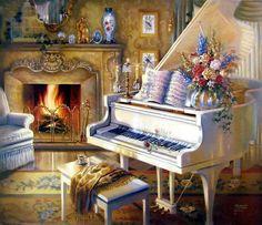 . music room