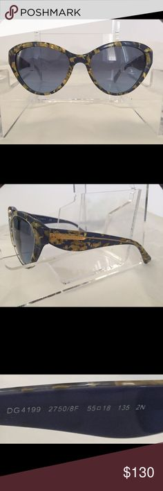 Dolce & Gabbana 4199 Golden leaves Gold leaves Dolce & Gabbana Accessories Sunglasses