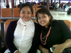 On CGK airport