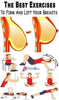 Basic exercises for Clenched and Raised Breasts