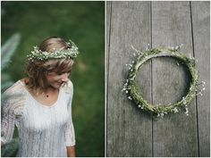 Bohemian Chic And Oh So Intimate Wedding - Bridal Musings Wedding Blog