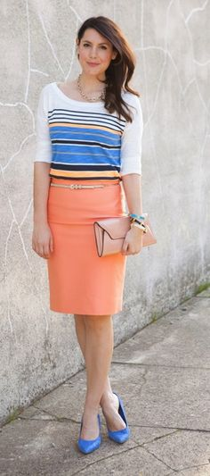 """work stripes . . . from """"Kendi Everday"""""""
