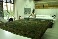 tapestry cleaning