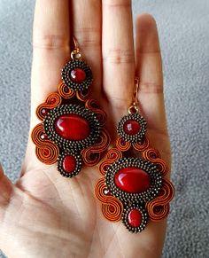 biżuteria soutache, haft koralikowy, torby z filcu: