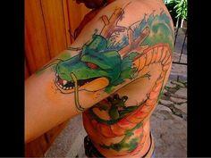 Los Mejores Tatuajes de Dragon Ball - Taringa!