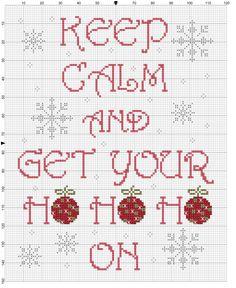 ♥ New York Dreamer Needleworks ♥: Keep Calm it's free!!!
