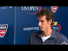 Andy Murray interviewed after US Open 2012 final win - BBC Sport   #TennisHighlights #AndyMurray #TennisNews  LocalTennisCourt.com