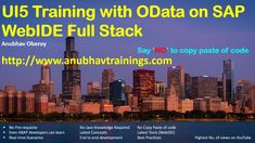 We will help you to learn SAP ABAP on HANA and technical concepts in a simple manner. Very effective training without any copy paste of code. All the HANA concepts including CDS, AMDP, SQL Scripting, UI annotations, Smart filter apps are covered. Application Development, Web Application, Sap Netweaver, Basic Programming, Quantum Leap, Improve Productivity, Business Analyst, Hana, User Interface