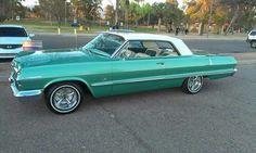 '63 Impala 1963 Chevy Impala, 64 Impala, My Dream Car, Dream Cars, Volvo Cars, Old School Cars, Chevrolet Chevelle, Impalas, Cool Cars