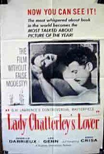 L'amant de lady Chatterley (1955) Poster