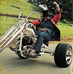 Buddy Miles (Band of Gypsys drummer) on his Harley trike. E Quad, Buddy Miles, Band Of Gypsys, Cheryl Tiegs, Custom Trikes, Blues Rock, Jimi Hendrix, Badass, Harley Davidson