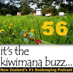 Thyme Waits for no Beekeeper - KM056 - http://kiwimana.co.nz/tyme-waits-for-no-beekeeper-km056/    Our latest beekeeping podcast. This week we are talking about Less Invasive Beekeeping, Young Chapie beekeepers and Marijuana sting.