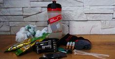 Masz przy rowerze dwa koszyki na bidon? Sprawdź w naszym poradniku jak wykorzystać tę pustkę ...  http://lubimyrowery.pl/jesienno-zimowy-bidon-awaryjny/