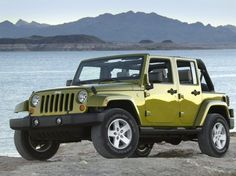 I looove Jeeps