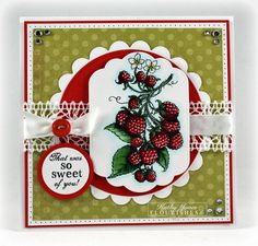 Inspired to Stamp: FTTC115 So Sweet