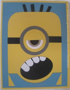 Minion, Despicable Me